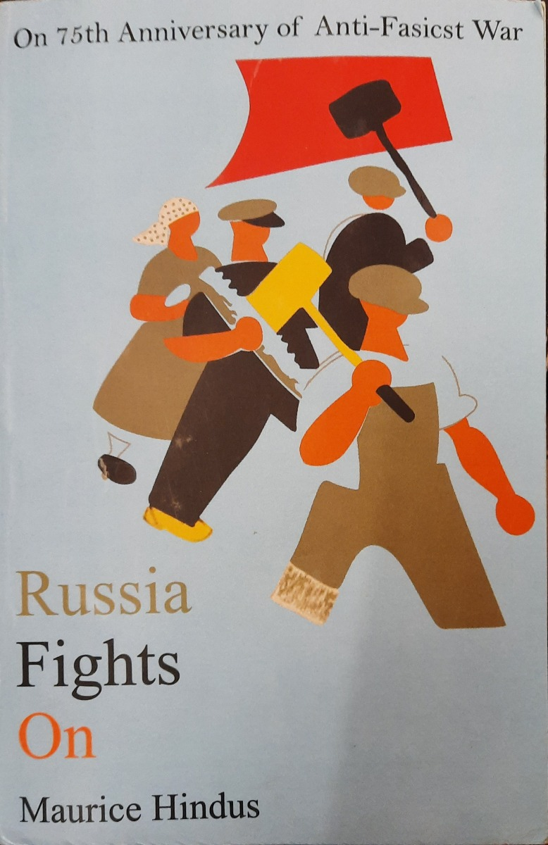 Russia Fights On