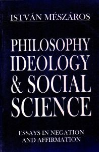 Philosophy, Ideology and Social Science