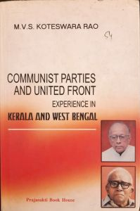 Communist  Parties and United Front