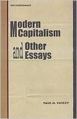 Modern capitalism and other essays