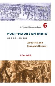 Post-Mauryan India 200 BC – AD 300