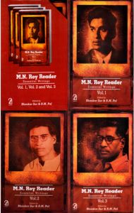 M.N. Roy Reader, 3 Vols