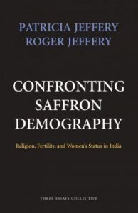 Confronting Saffron Demography