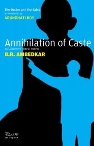 Annihilation of Caste