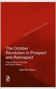 The October Revolution in Prospect and Retrospect