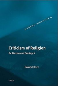 Criticism of  Religion