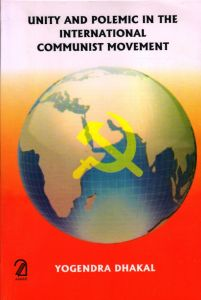Unity and Polemic in the International Communist Movement