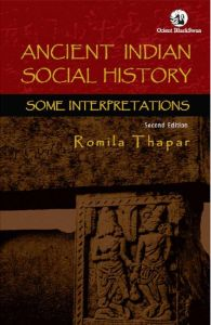 Ancient Indian Social History