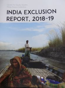 India Exclusion Report, 2018-19
