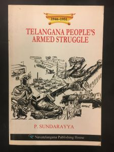 Telangana People's Armed Struggle, 1946-1951