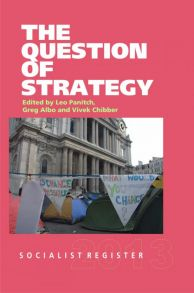 The Question of Strategy