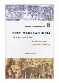 Post-Mauryan India, 200 BC - AD 300