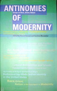 Antinomies Of Modernity