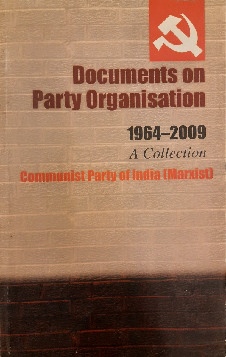 Documents On Party Organisation