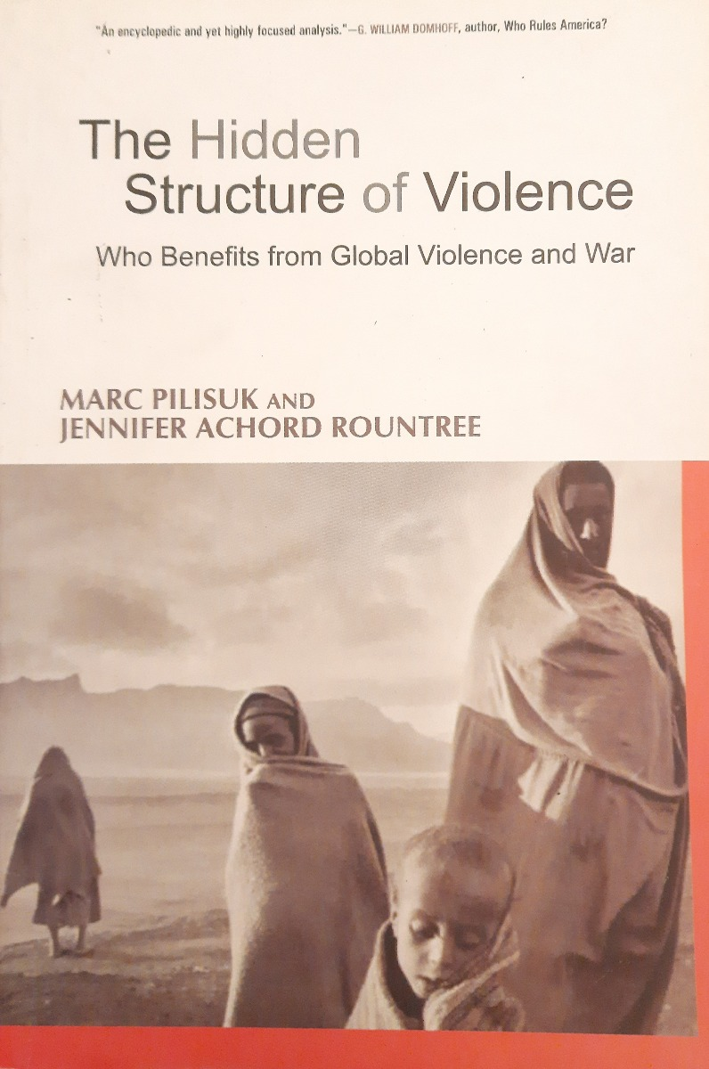 The Hidden Structure of Violence