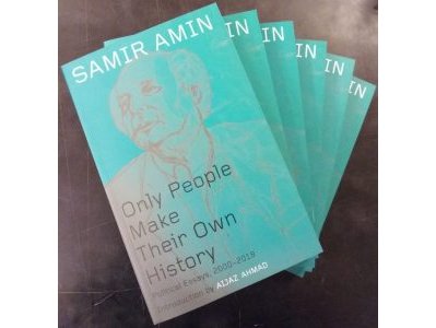 Two New LeftWord Titles: by Samir Amin and Lula da Silva