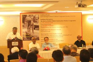 Book Launch- 'Building Alternatives: The Story of India's Oldest Construction Workers' Cooperative'