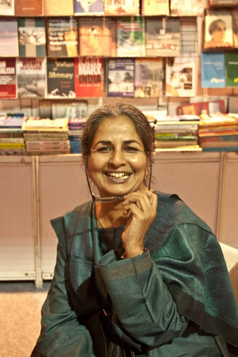 Interview with Indira Chandrasekhar by  Critical Collective