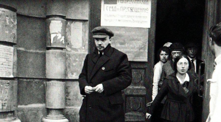 For Comrade Lenin on his 150th Birth Anniversary