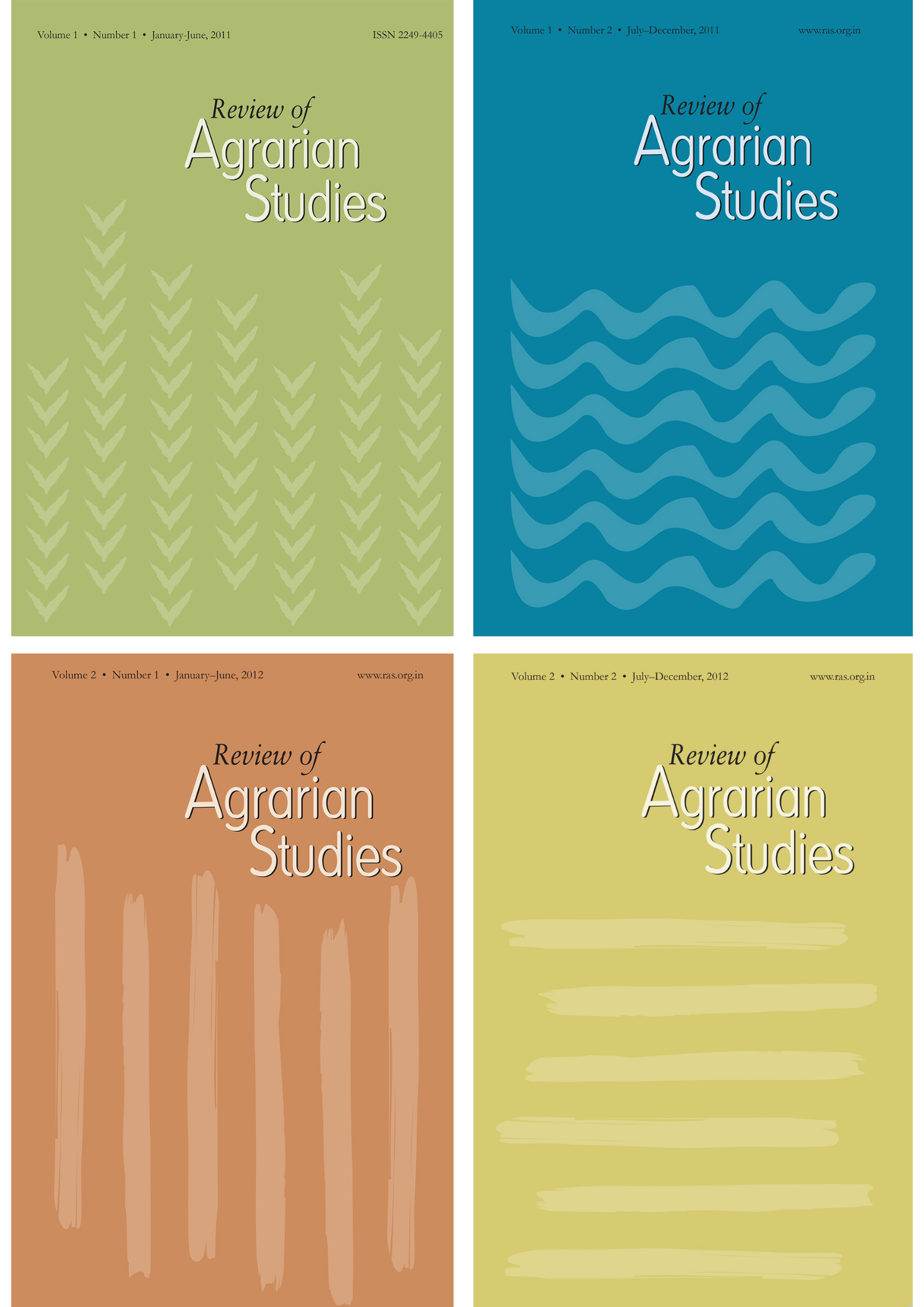 Review of Agrarian Studies sale extended to 15 April...