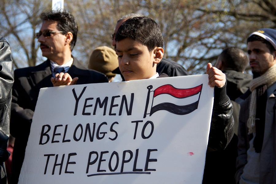 The Arab Spring in Yemen