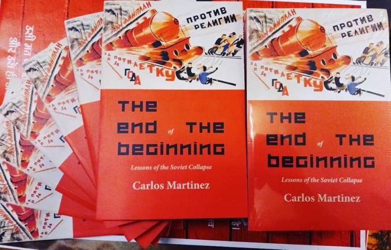 An excerpt from 'The End of the Beginning: Lessons of the Soviet Collapse'
