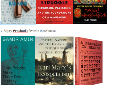 Books that we liked in 2018