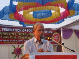 On the Death of Comrade Sukomal Sen (1934-2017)
