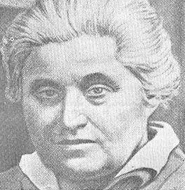 Cecilia Bobrovskaya