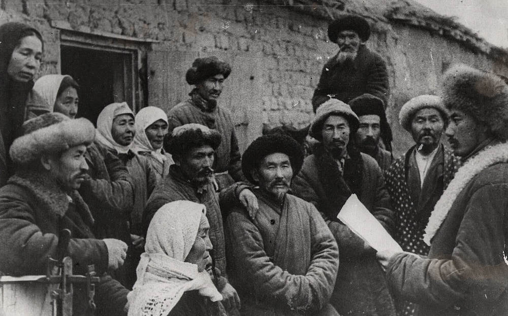 Bolsheviks in Central Asia